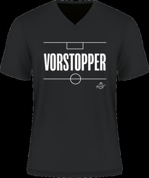 T-Shirt Vorstopper