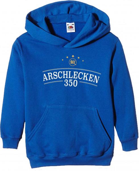 Arschlecken 350 Hoodie