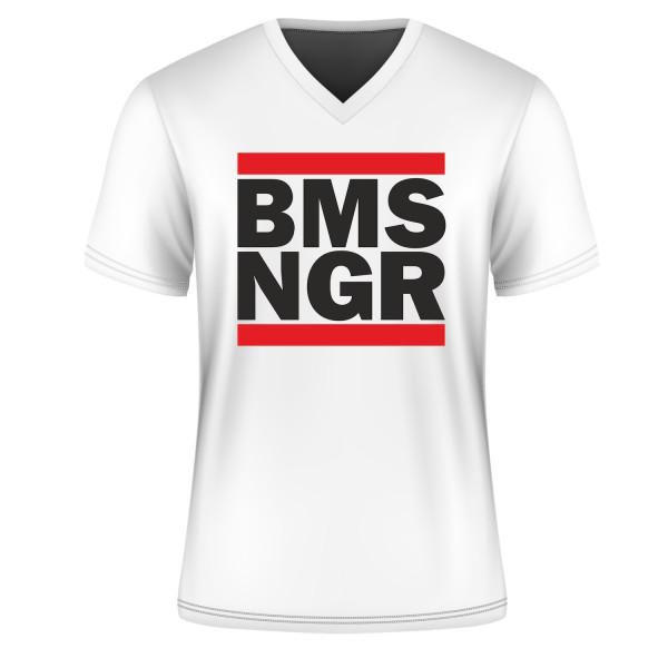 T Shirt BMSNGR Größe L