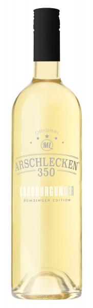 Arschlecken 350 Grauburgunder trocken