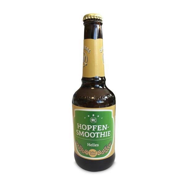 Bier Hopfensmoothie 0,33 Liter Helles
