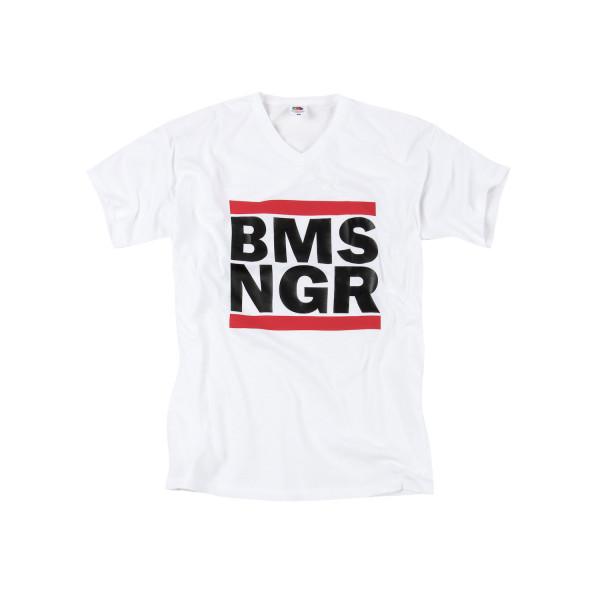 T Shirt BMSNGR Größe M
