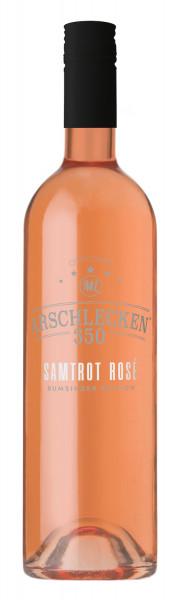 Arschlecken 350 Samt Rosé feinherb 0,75l
