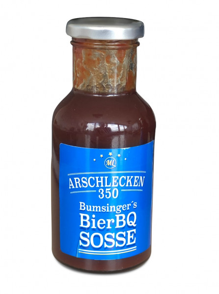 Sepp Bumsinger´s BierBQ Sauce