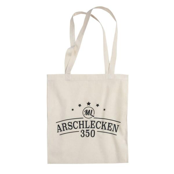 Jute Tasche Arschlecken350