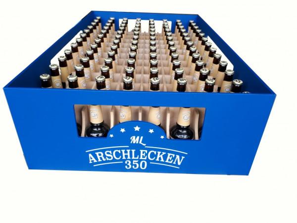 Arschlecken 350 XXXL Träger für 84 x 0,33l Bier