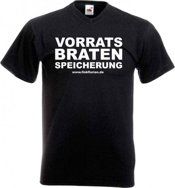 T Shirt Vorratsbratenspeicherung