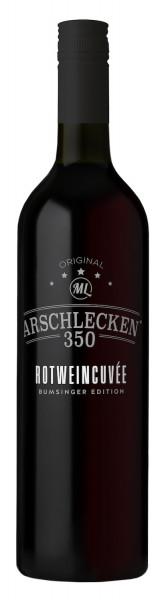 Arschlecken 350 Rotweincuvée trocken 0,75l